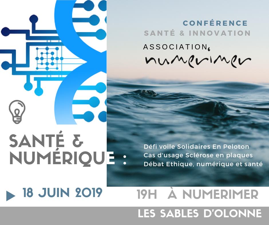 Conférence Santé & Innovation